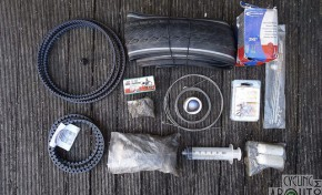 Bike Touring Gear List: Bike Spares