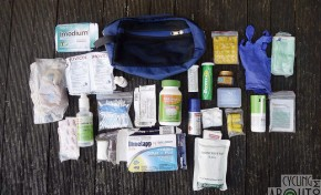 Bike Touring Gear List: Medical Kit