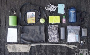 Bike Touring Gear List: Miscellaneous