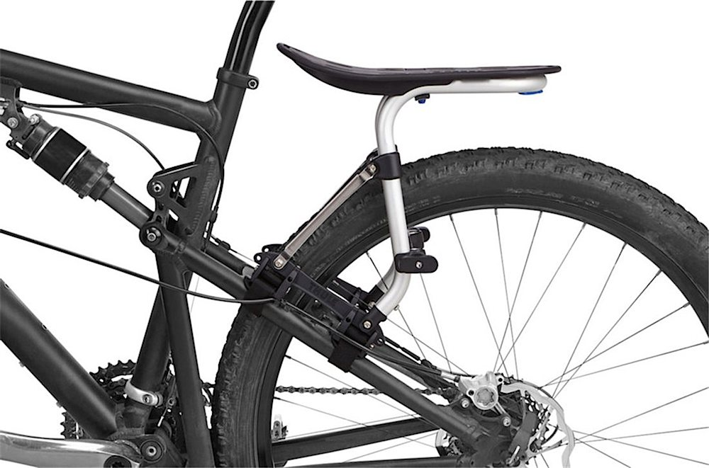 Thule Rear Bike Rack Pack N Pedal Tour