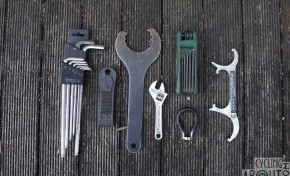 Bike Touring Gear List: Tools