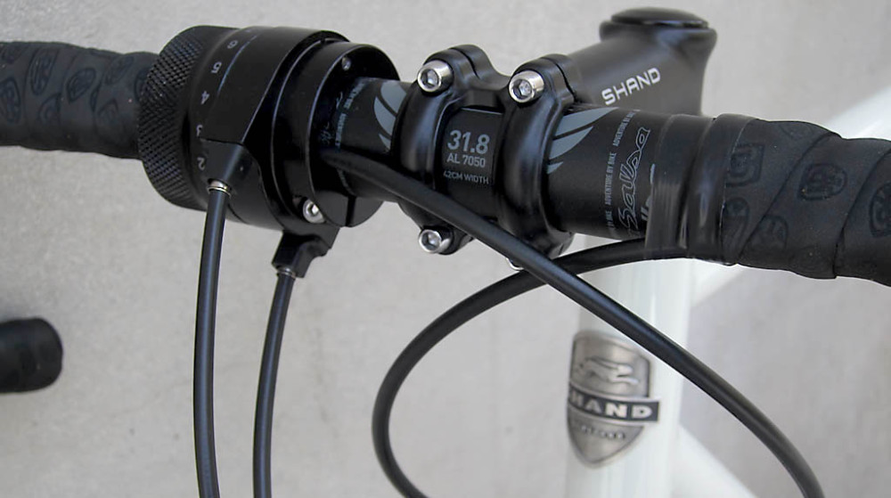 Co-Motion Rohloff Shifter for Road Handlebars