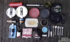 Bike Touring Gear List: Cooking
