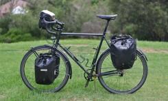 Alee's Touring Bike
