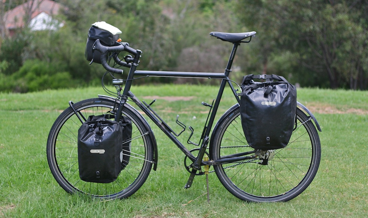 Alee S Touring Bike Cyclingabout