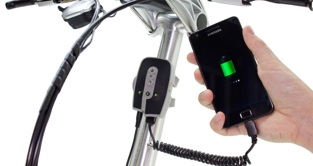 Biologic Reecharge Dynamo USB Charger