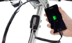 List of Bicycle Dynamo Hub Power Supplies for USB Devices