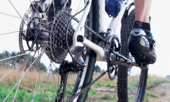 Free Pedal Power: Clip in to your Pedals