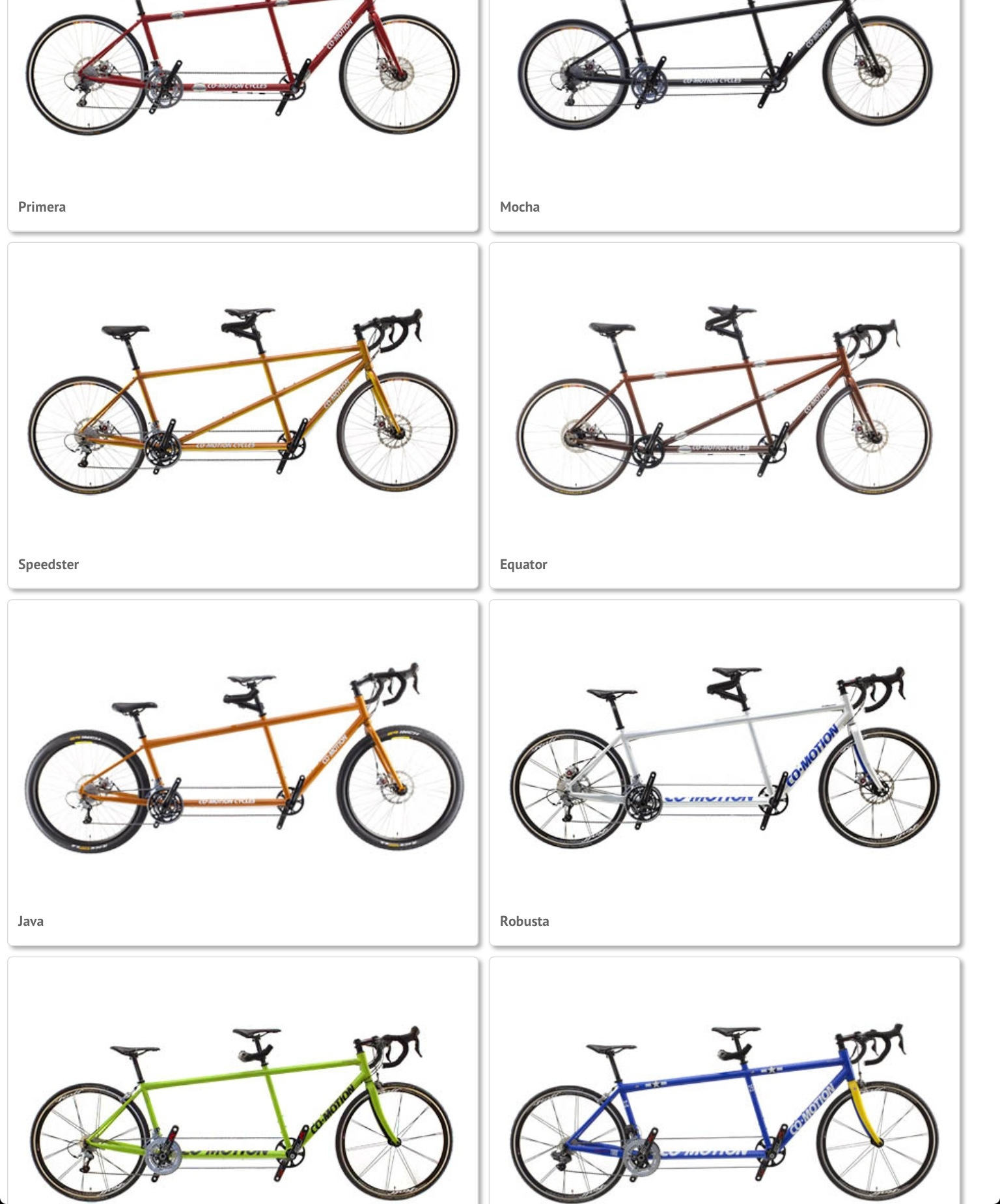Why we Chose Co-Motion to Build our Dream Tandem - CyclingAbout
