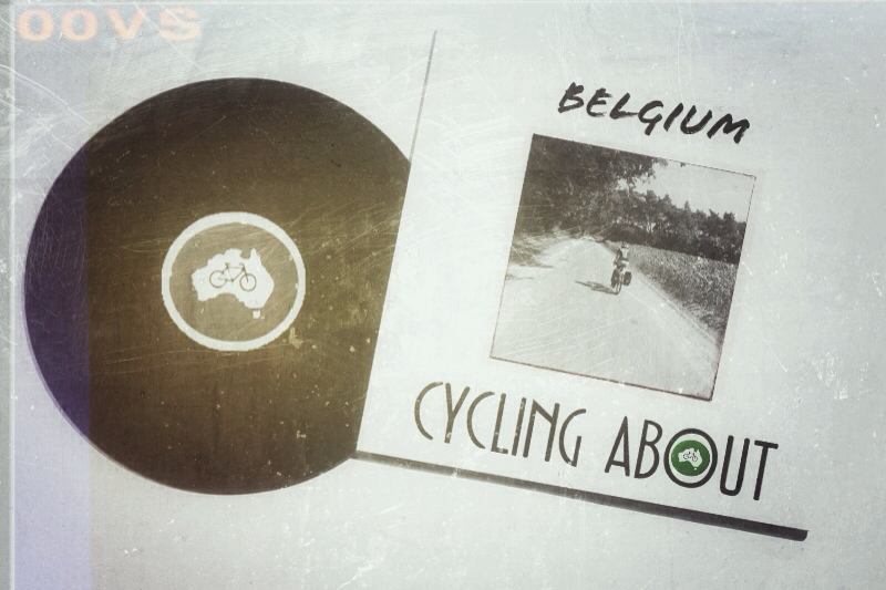bicycle touring belgium
