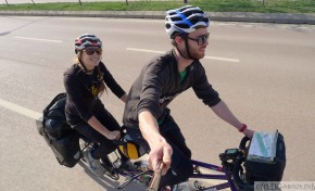 Initial Impressions: Tandem Bicycle Touring