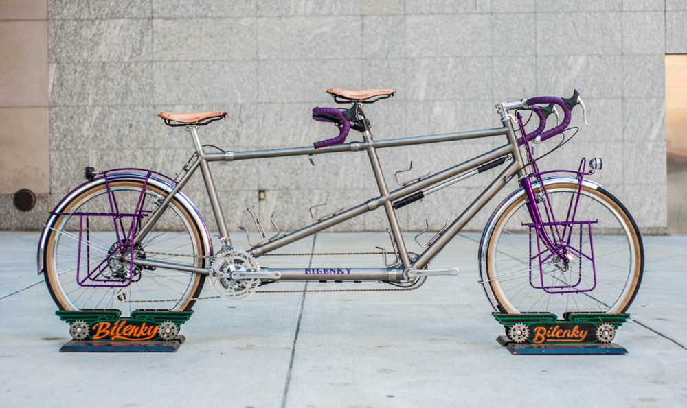Bilenky piece together the most beautiful custom tandems around. Check out their top-10 HERE.