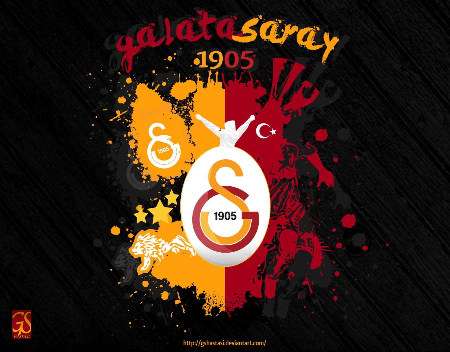 Galata Saray: the best team in Turkey (according to most of the Turks on the Black Sea!)