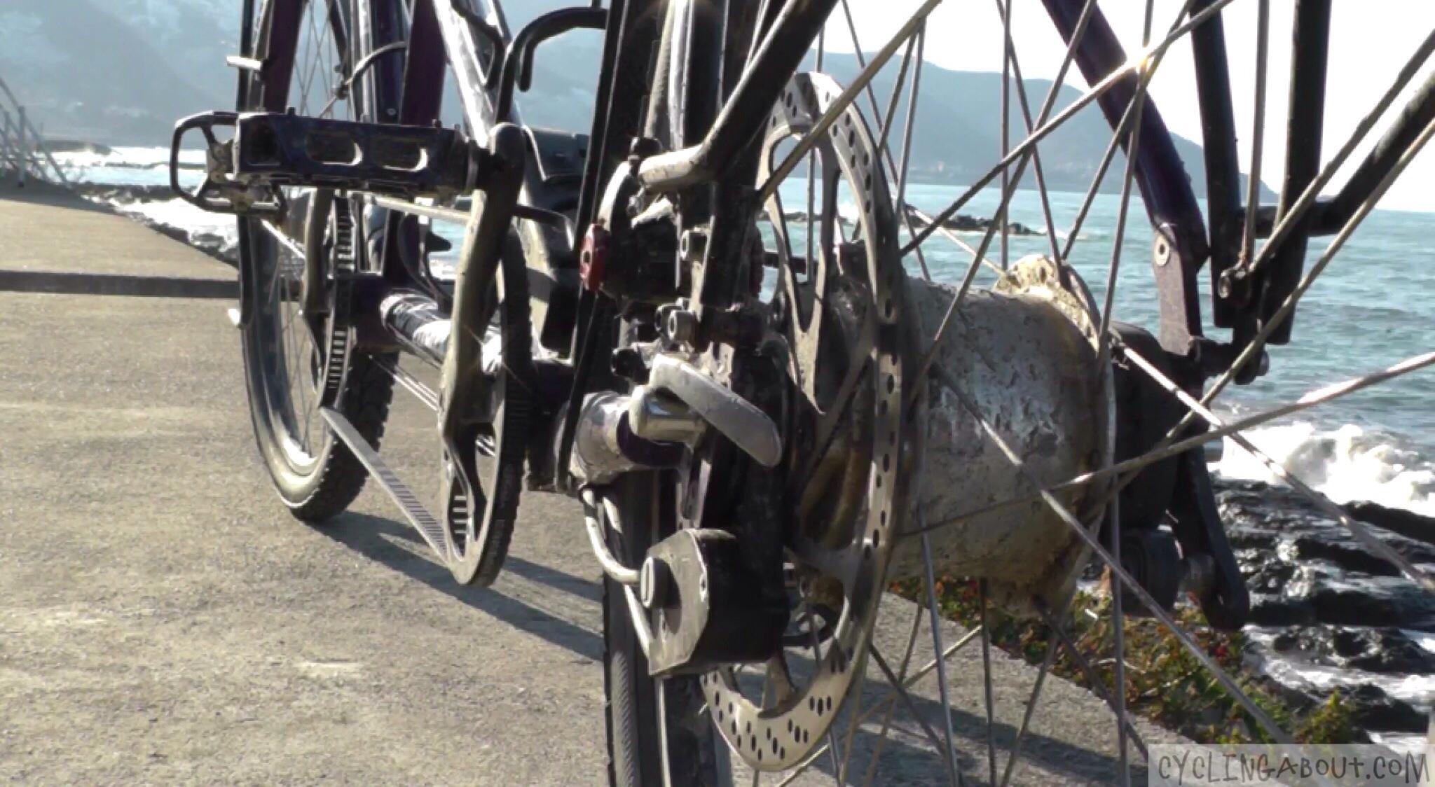 Tandem Bikes With Rohloff Hub
