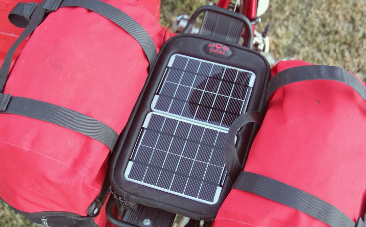 http://bicycletouringpro.com/blog/voltaic-fuse-solar-battery-charger/
