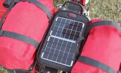 Power Resource for Bicycle Touring: Dynamo Hubs, Solar Panels, Power Supplies and Batteries