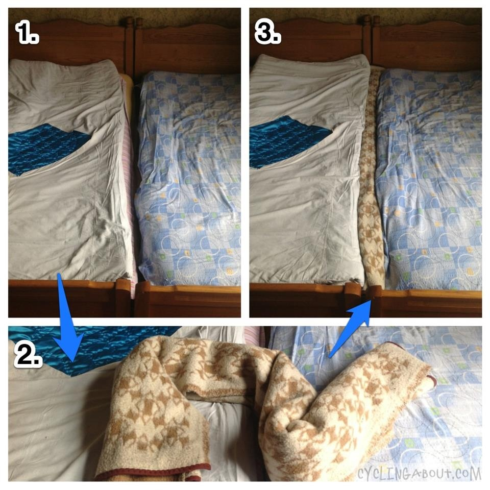 Twin Rooms: Turning Single Beds into Double