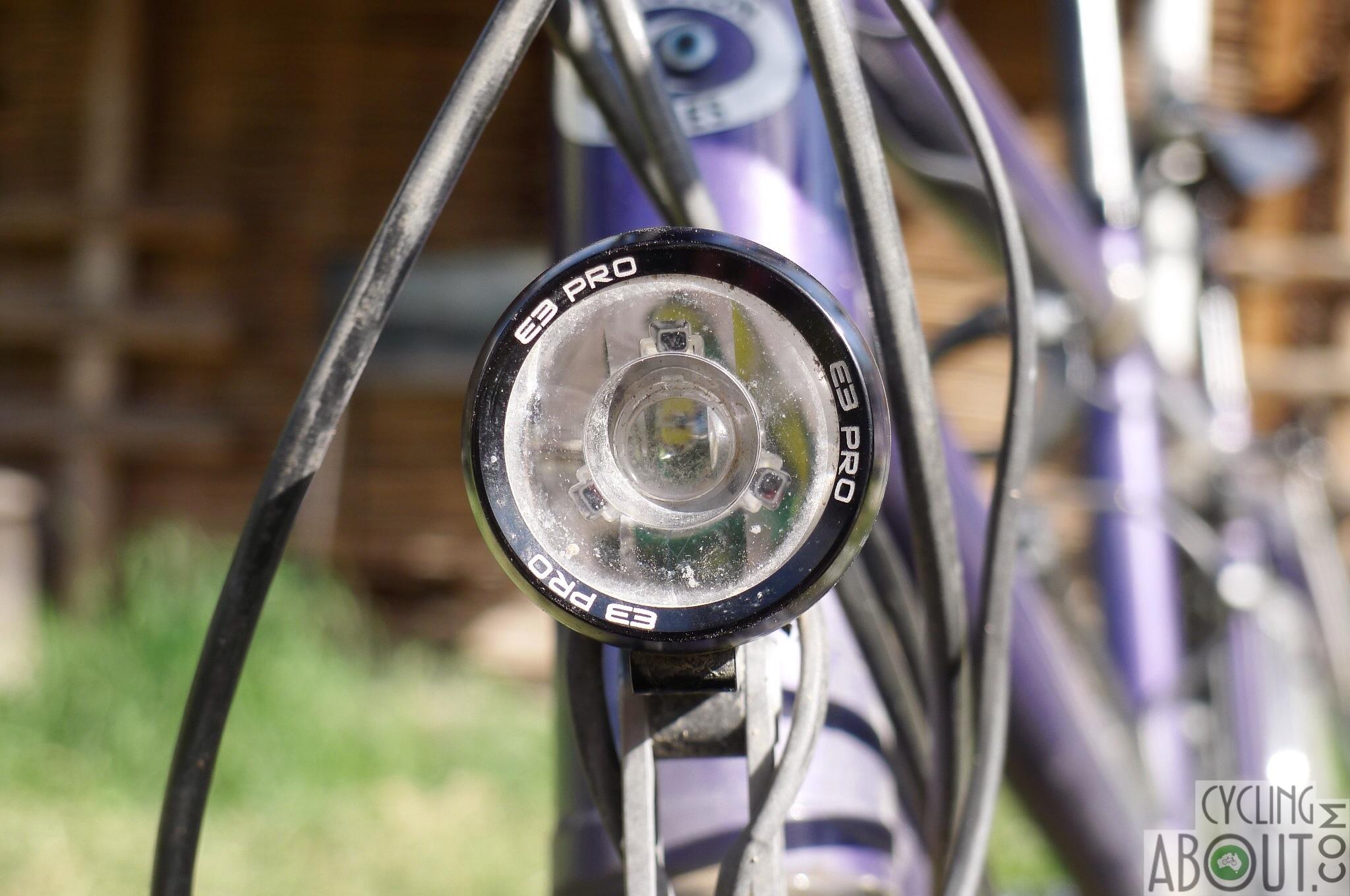 Review Supernova E3 Pro Dynamo Lights Cyclingabout