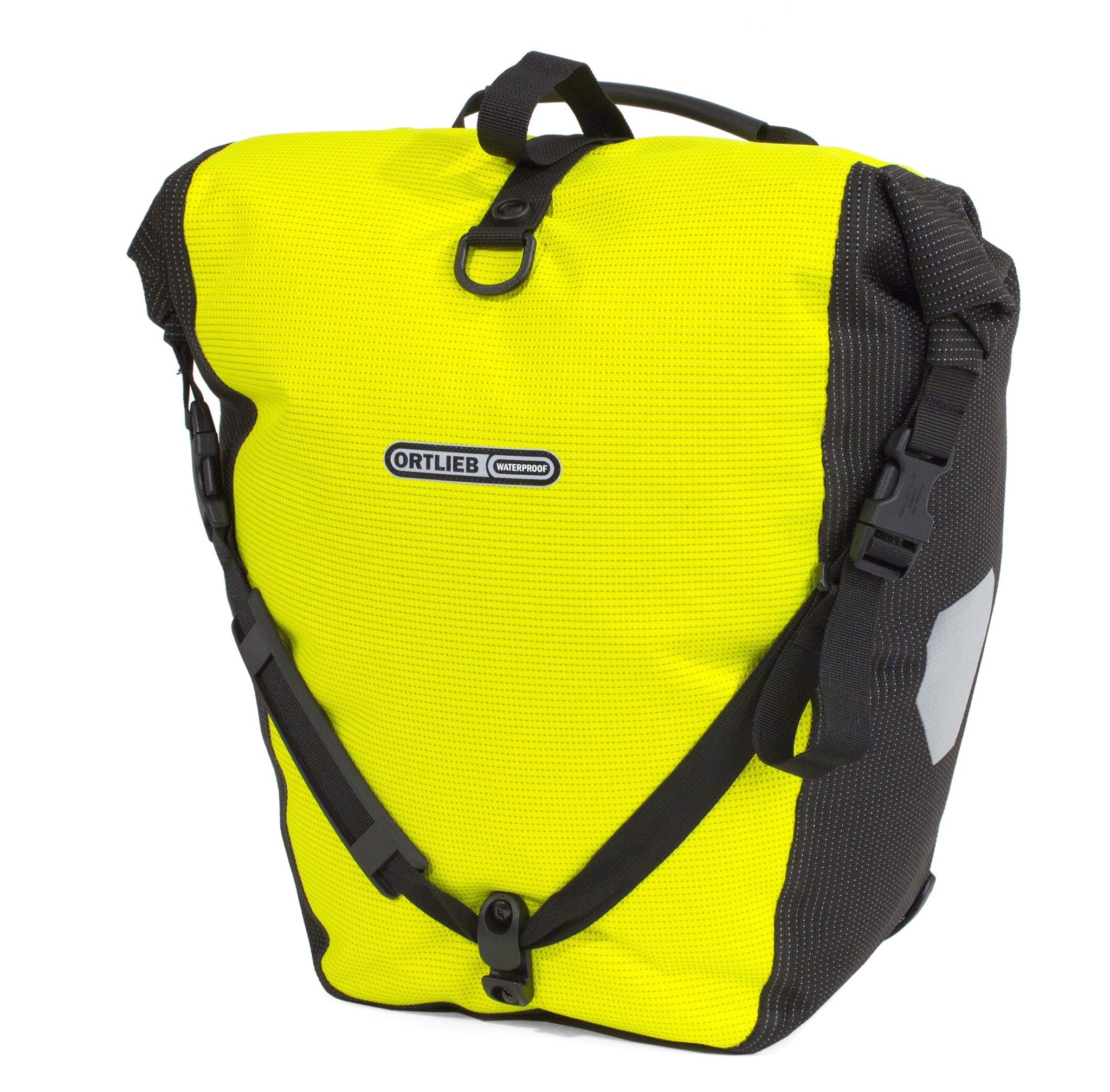 Ortlieb high visibility bike panniers