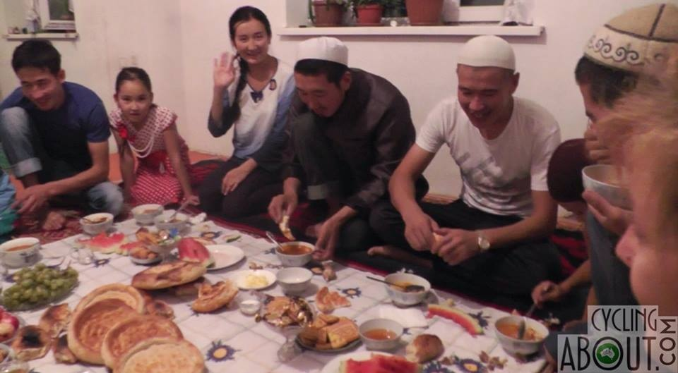 Home stay Kyrgyzstan