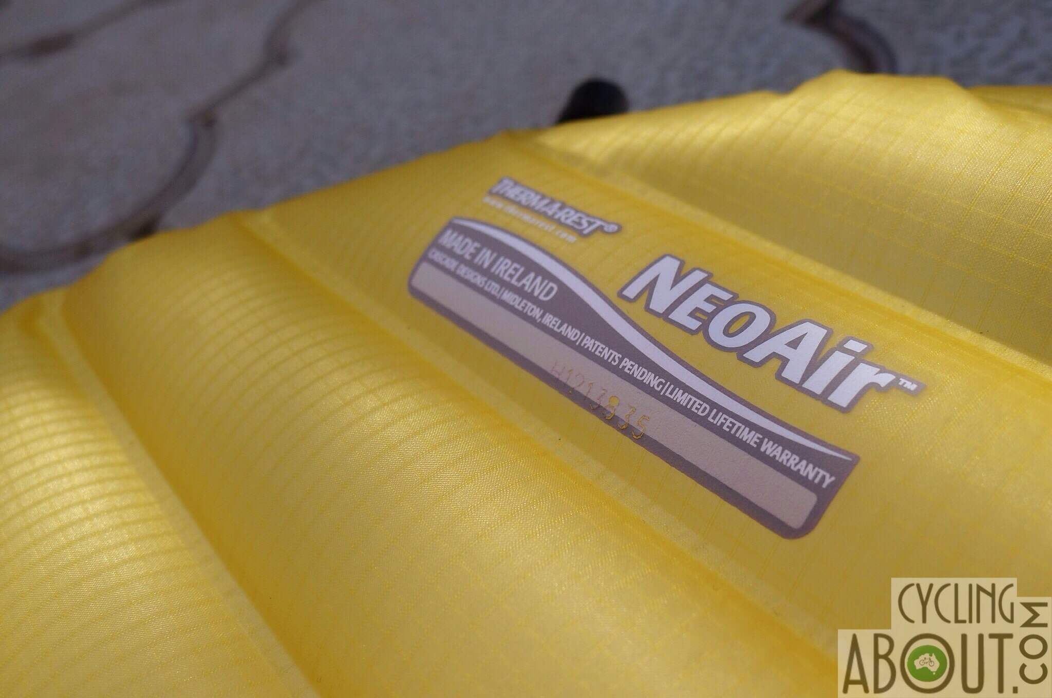 thermarest neoair xlite review