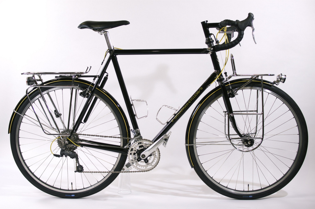 Chapman cycles touring bike