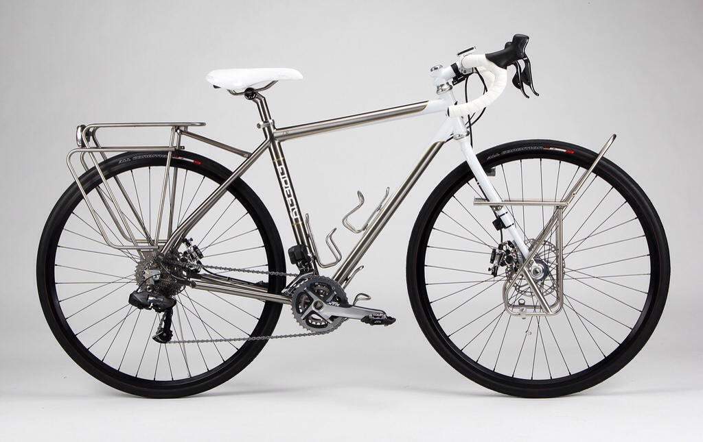 The 30 Nicest Touring Bikes in the World - CyclingAbout.com