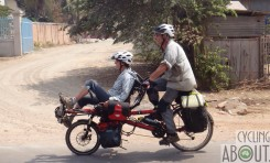 Hase Pino Tandem: Info from Long-Distance Tourers