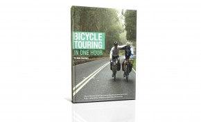My Bicycle Touring Book is Now Available!!!