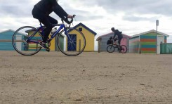 Video: Chloe's First Overnight Bike Trip