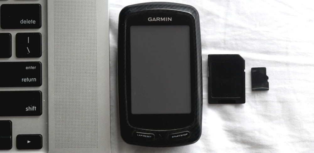 How To Put 100% Free GPS Maps On Your Garmin - CyclingAbout.com Garmin Map Update Sd Card on gps sd card, garmin nuvi sd card, garmin accessories sd card,