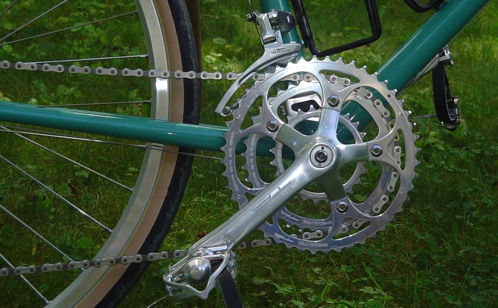 Bicycle Touring Crankset