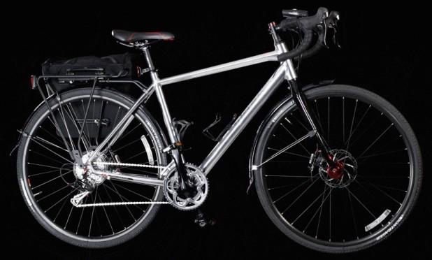 Cyclocross Touring Bike