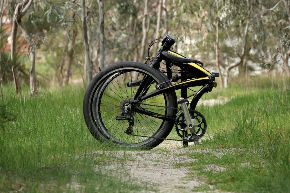 Tern Eclipse P18 Folding Bike Review