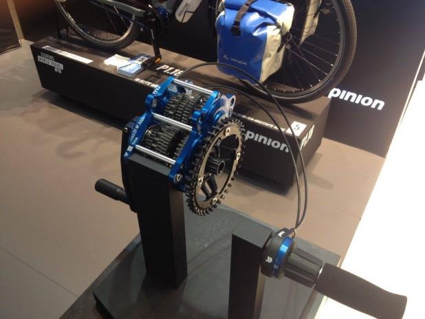 Pinion Eurobike 2015 01
