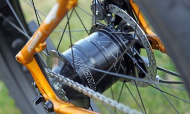 The New 2016 Rohloff Thru Axle Rear Hub and Upgrades