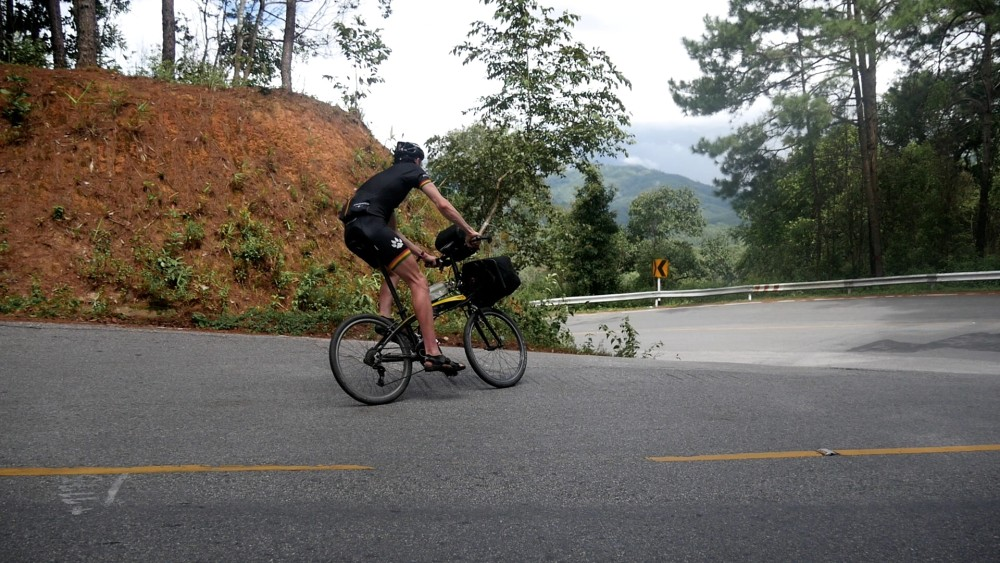 Cycling Mae Hong Son Loop