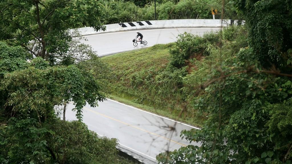 Cycling Mae Hong Son Loop