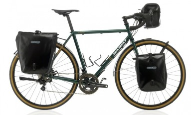 The New 2016 Basso Ulisse Touring Bike
