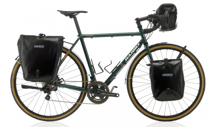 Basso Ulisse 2016 Touring Bike 2