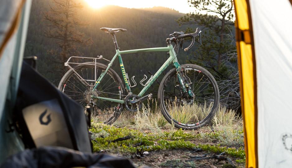 The New 2016 Niner Rlt9 Light Touring Bike Cyclingabout