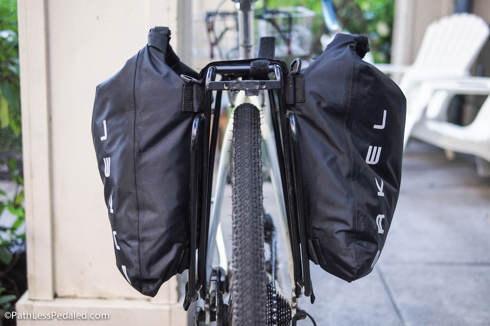 Arkel Dry-Lite Panniers - PathLessPedaled