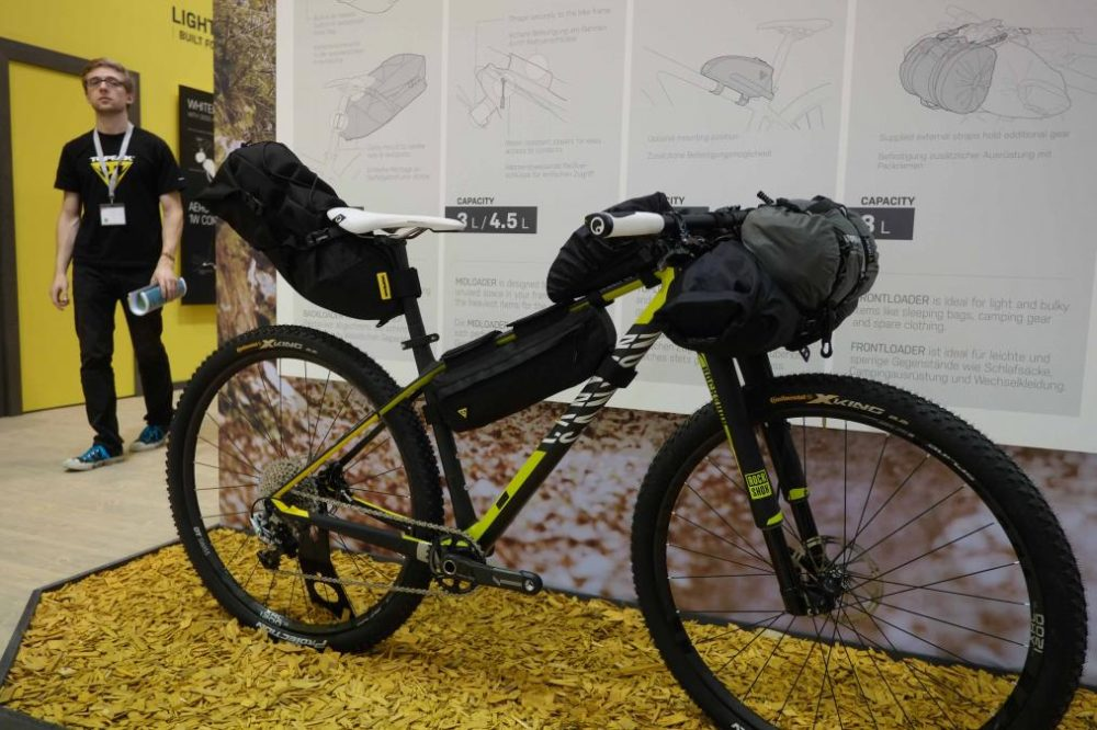 bikepacking bag