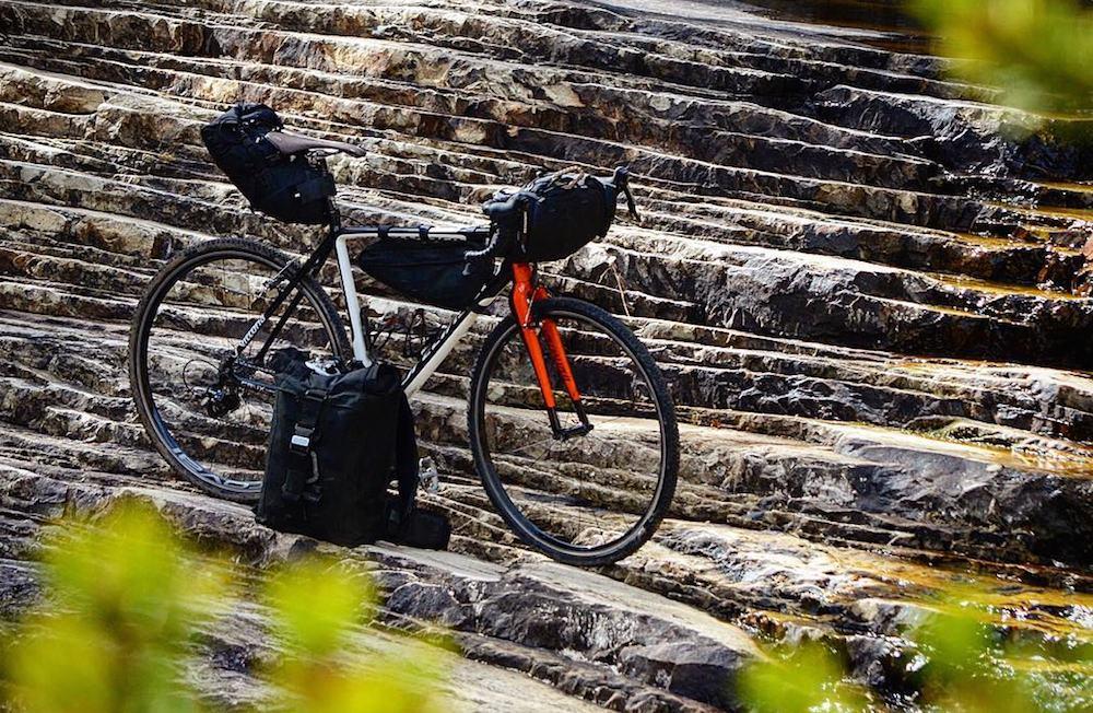 Vagabond BikePacking Bags