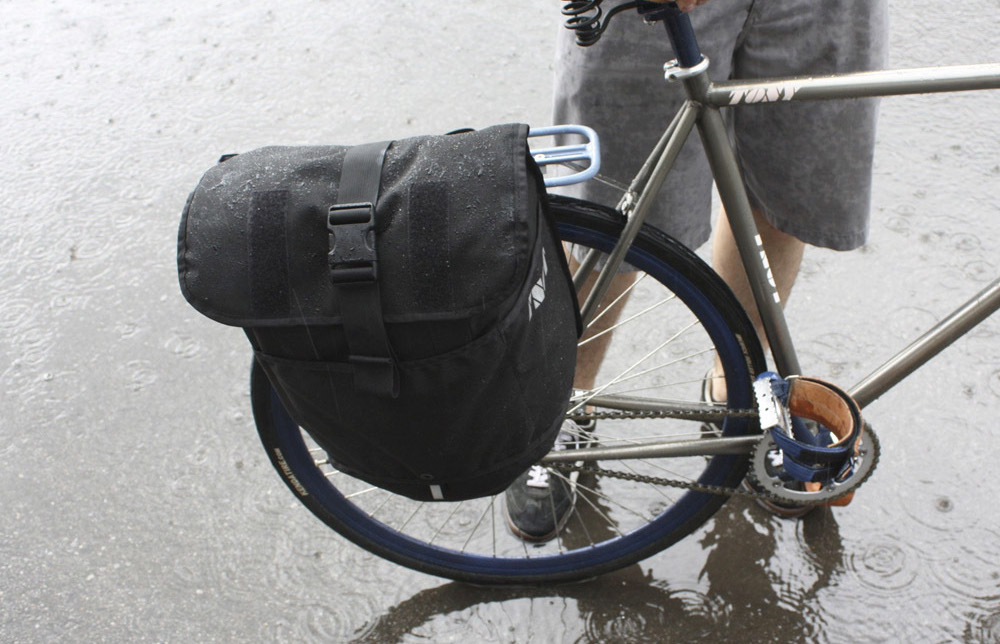 Bike Touring Backpack