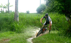 #BaliByBike 2: Shredding the Rice Paddy Fields Video