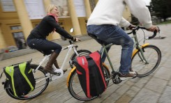 13 Convertible Backpack Panniers That Can Be Strapped to Your Back or Bike