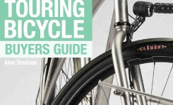 My New Book! The 2016 Touring Bicycle Buyer's Guide Is The Most Comprehensive Bike Guide On Earth!