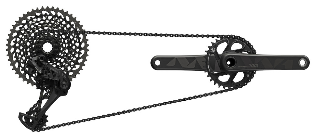 SRAM Eagle 12 Speed Drivetrain 01