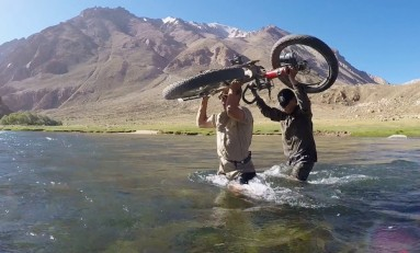 Video: Aspirations of the Pamirs on Bamboo Fat Bikes by Solidream